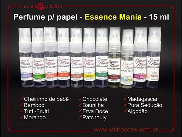 Perfume para papel - Essence Mania - 15 ml