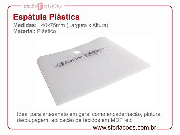 Espatula Plastica Condor 992