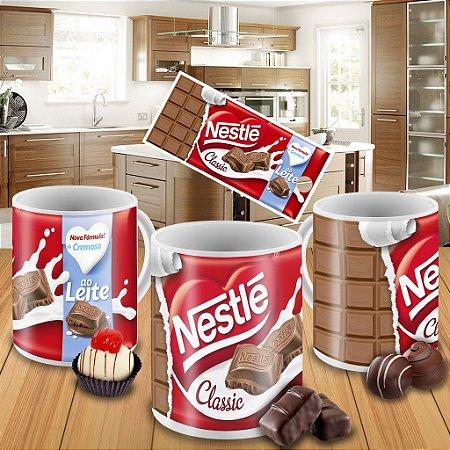Caneca Nestle