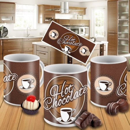 Caneca Hot Chocolate