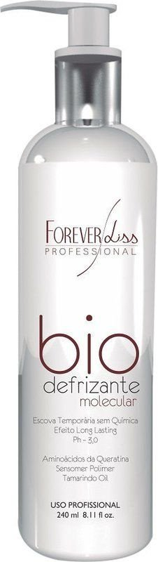 Forever Liss Escova Bio Defrizante Molecular 240ml