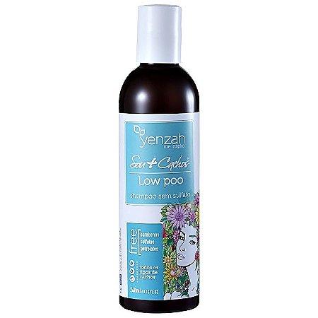 Sou + Cachos - Shampoo Low Poo 240ml Yenzah