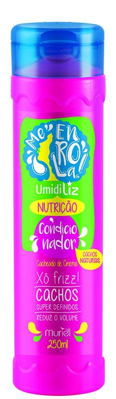 Condicionador UmidiLiz Me Enrola Nutrição 250ml - Muriel