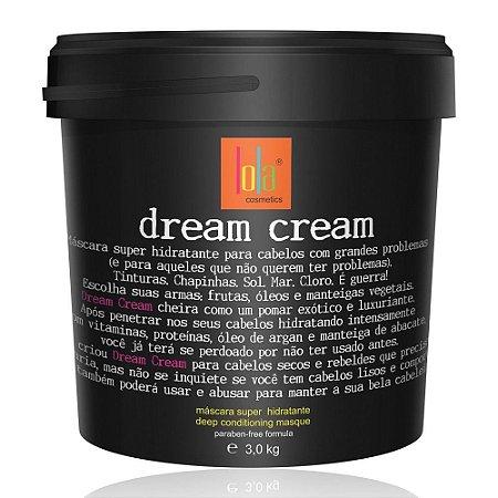 Lola Máscara Super Hidratante Dream Cream 3kg