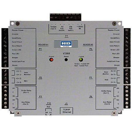HID® VertX® V200 Input Monitor Interface