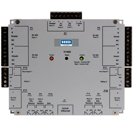 HID® VertX® V300 Output Control Interface