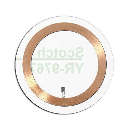 Clear Disc 30mm Adesivado De 125khz (cento)