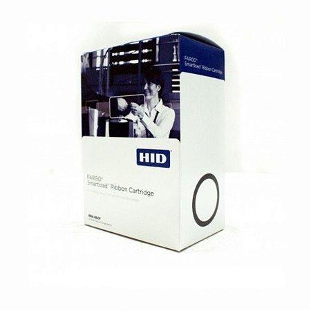 Ribbon Color 045000 de 250 Imagens p/ Impressora DTC1250e /DTC1000