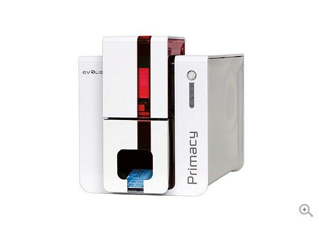 Impressora de Cartão PVC Evolis Primacy dupla face