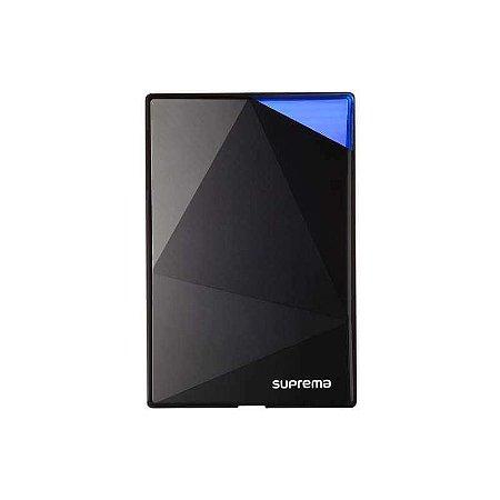 Leitor de Proximidade Multitec. Suprema Xpass 2 (13.56mhz mifare/desfire), ip65, outdoor, black - sup-xps2m