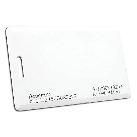 Cartão de Proximidade de 125Khz (Padrão Acura) A/W/S Clamshell (Cento)