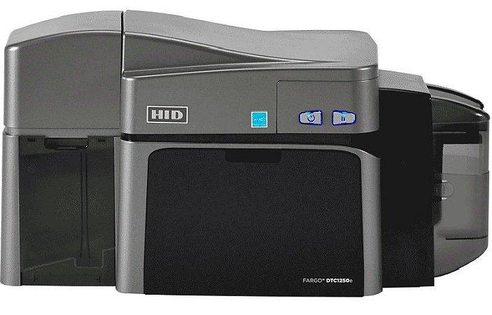 Impressora de Cartão Fargo DTC1250e Dual Side