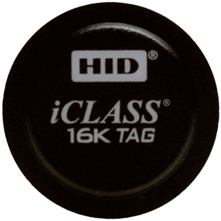 iCLASS Tag Contactless Smart Tag, 2k bit with 2 application areas 2060 (Cento)