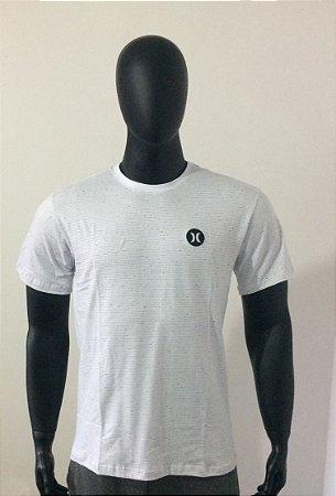 Camisetas Hurley Branca Mesclada Especial - Coleção 2019 - Atacado 06 peças e4ba095bb6106