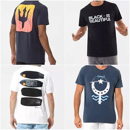 Camisetas Osklen Masculinas no Atacado - - Lotes de 03 a 50 peças b677faef834