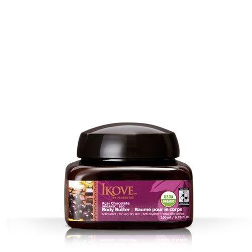 Manteiga Corporal - Orgânico e Certificado - Açaí Chocolate 200 ml