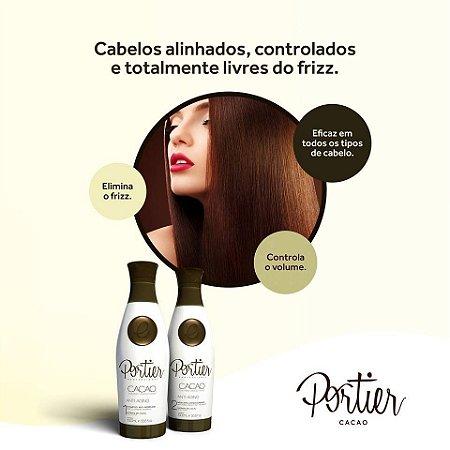 Portier Cacao Botox Capilar Fine Cosméticos