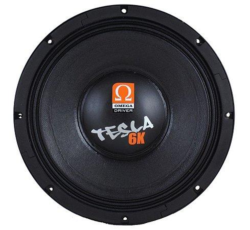 Woofer Omega Driver TESLA 6k 12 Pol 3000 Watts RMS
