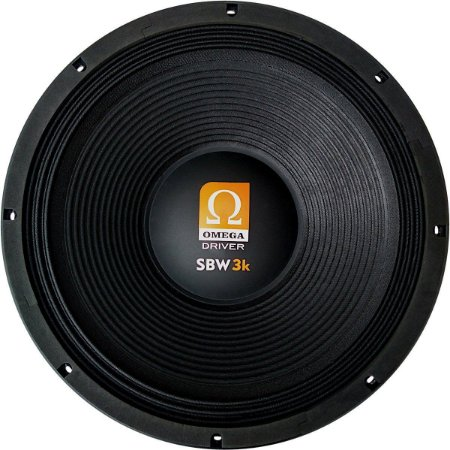 Subwoofer Omega Driver SBW 3k 15 Pol 1500 Watts RMS