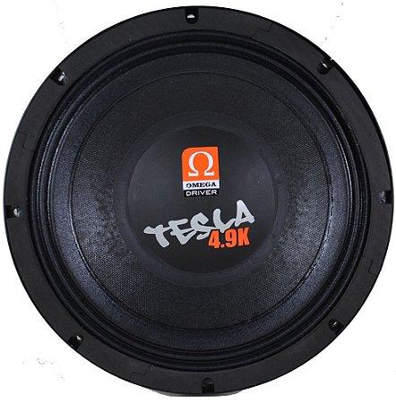 Woofer Omega Driver TESLA 4k9 12 Pol 2450 Watts RMS