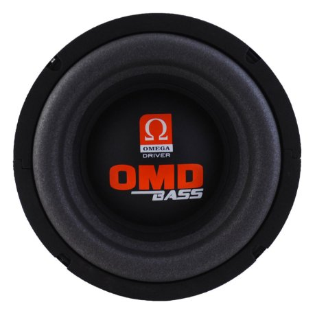 Subwoofer Omega Driver OMD BASS 8 Pol 200 Watts RMS