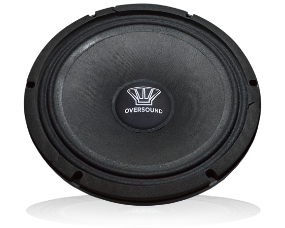 Woofer Oversound OVS 8L 8 Pol 200 Watts RMS