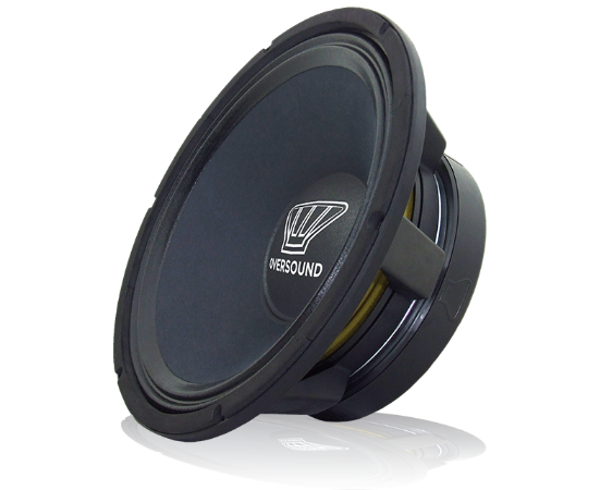 Woofer Oversound MG 400 12 Pol 400 Watts RMS