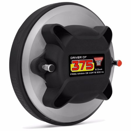 Driver Fenólico Oversound DF-375 130 Watts RMS