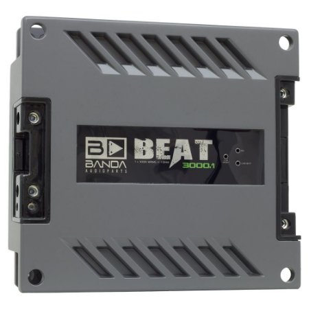 Amplificador Banda Audioparts BEAT 3000 Watts RMS