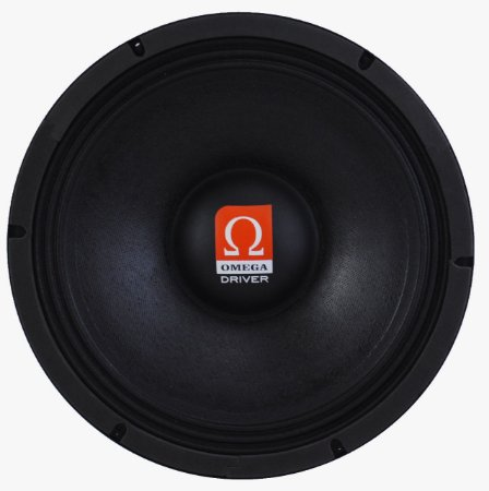 Woofer Omega Driver Vocal 10 100 Watts RMS