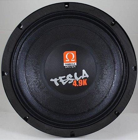 Woofer Omega Driver TESLA 4k9 15 Pol 2450 Watts RMS