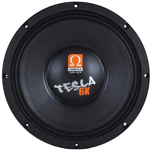 Woofer Omega Driver TESLA 6k 18 Pol 3000 Watts RMS