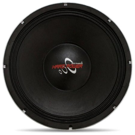 Woofer Hard Power HP 1750SG BLACK 15 Pol 1750 Watts RMS