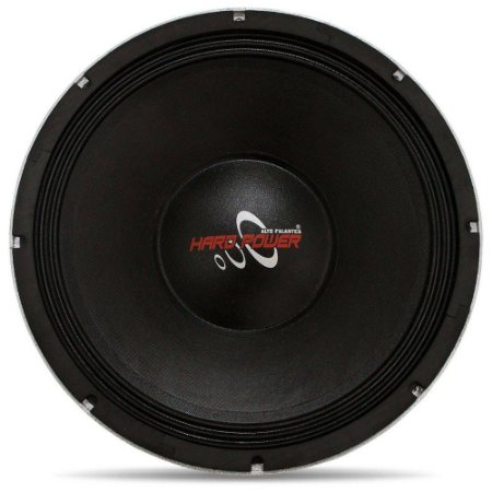 Woofer Hard Power HP 1750SG BLACK 18 Pol 1750 Watts RMS