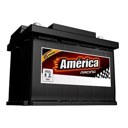 Bateria de Partida America Racing AM45BD 45 Ah - RC 65 Min - CCA 310A