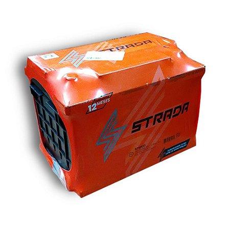 Bateria de Partida Strada ST70ND ECO 70 Ah - RC 100 Min - CCA 450A