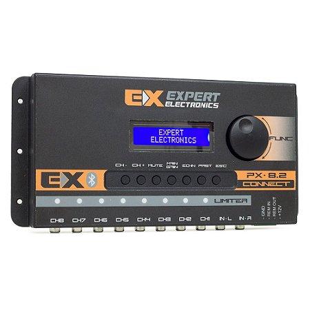 Processador de Audio PX8.2 Connect Expert Electronics - 8 Vias - Bluetooth
