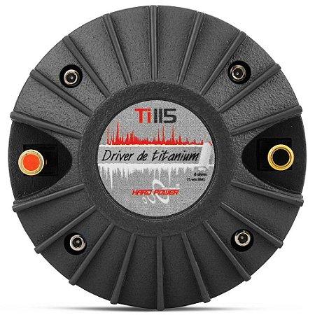 Driver Titânio Hard Power Ti 115 75 Watts RMS