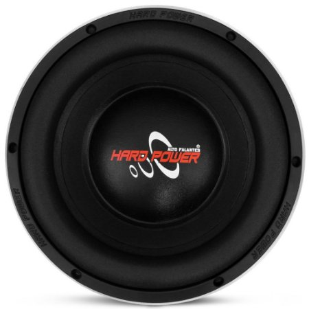 Subwoofer Hard Power HP S500 12 Pol 500 Watts RMS