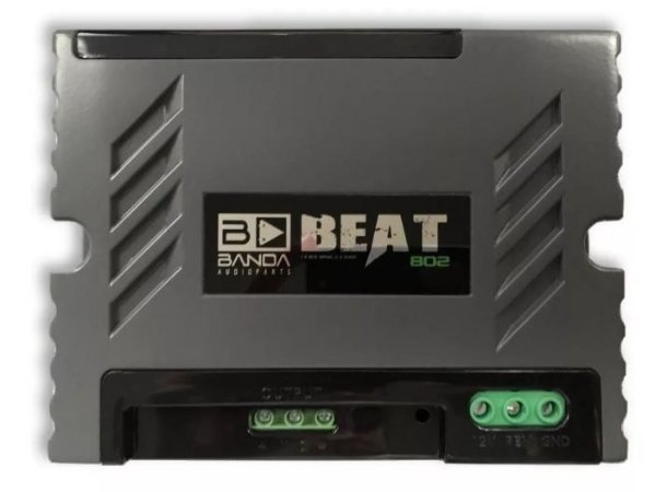 Amplificador Banda Audioparts BEAT 800 Watts RMS