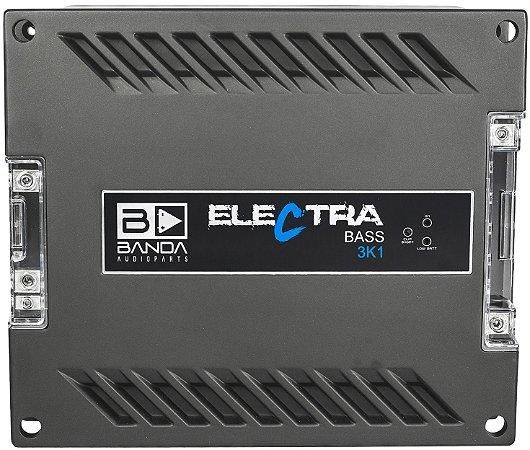 Amplificador Banda Audioparts ELECTRA BASS 3K 3000 Watts RMS