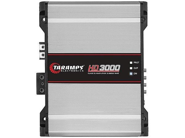 Amplificador Taramps HD3000 3000 Watts RMS 1 Canal
