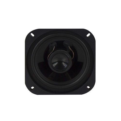 Alto Falante Triaxial Hinor City Black 4 Pol 40 Watts RMS