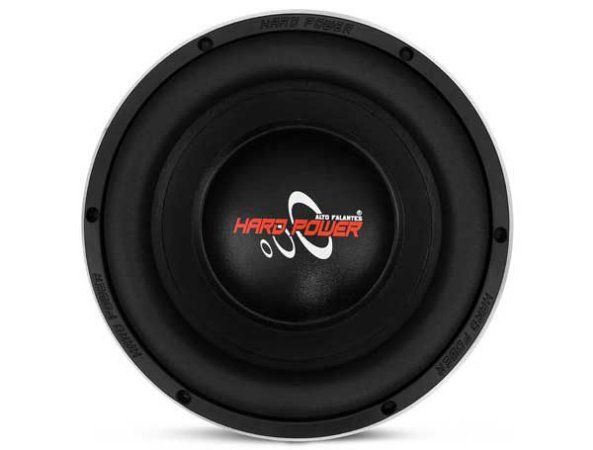 Subwoofer Hard Power HP S500 12 Pol 500 Watts RMS - 4 OHMS