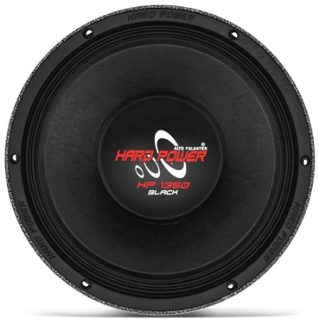 Woofer Hard Power HP 1350 BLACK 12 Pol 1350 Watts RMS - 4 OHMS