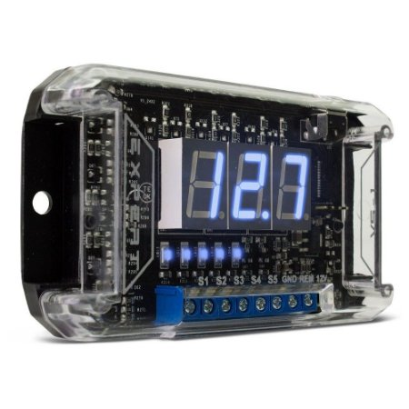 Voltímetro e Sequenciador Expert Electronics VS1