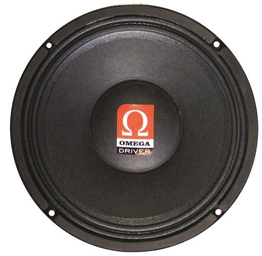 Woofer Omega Driver MD250 8 Pol 250 Watts RMS
