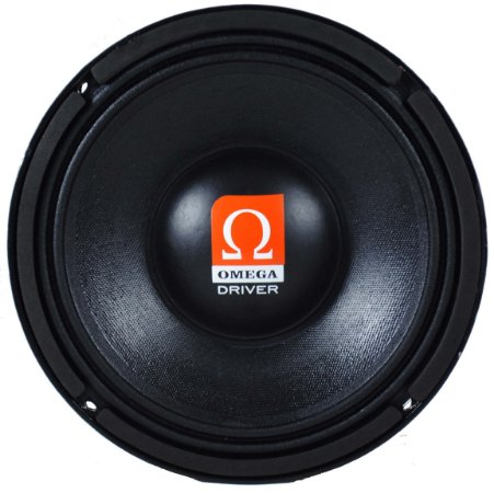 Woofer Omega Driver MD400 10 Pol 400 Watts RMS