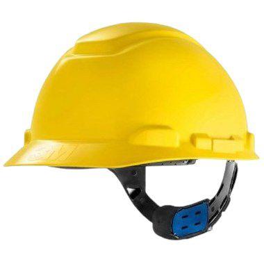 Capacete de Segurança 3M H-700 Amarelo