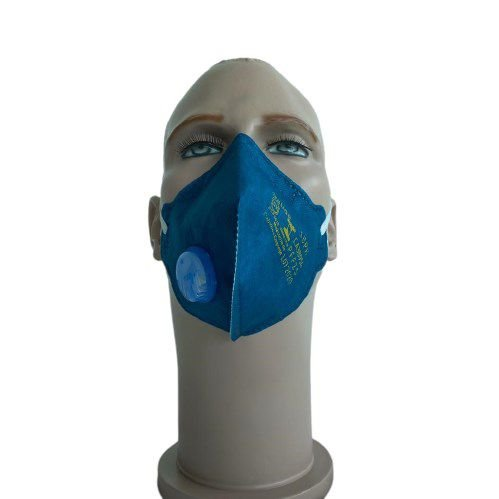Respirador Descartável PFF2 com válvula